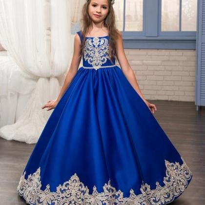 Flower Girl Dress, New 2018 Pretty ..