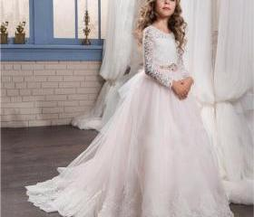 Flower girl dress,La..