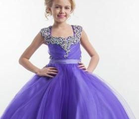 Flower girl dress,ro..