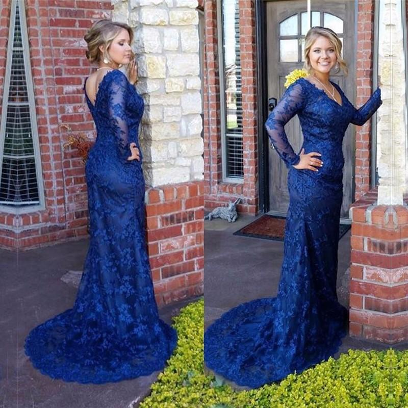 Mother of the bride dresses,lace prom dress,Mermaid Evening dress,long sleeves evening gowns,Lace Prom Dress,Long Prom Dresses,Charming Prom Dresses,Evening Dress Prom Gowns, Formal Women Dress,prom dress