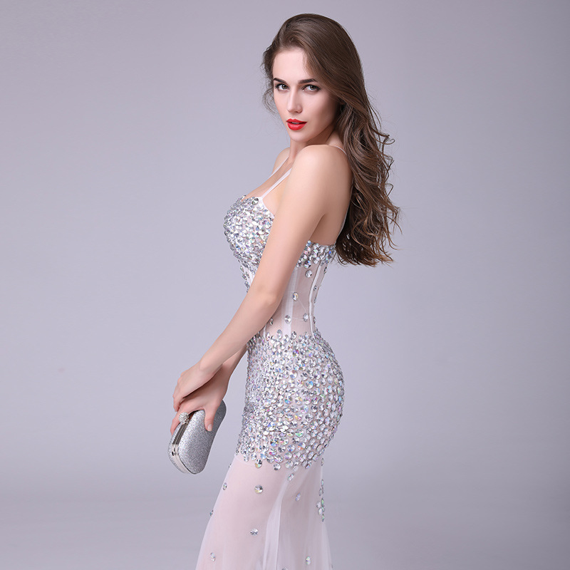 Cocktail Dress,Prom Dresses,White Cocktail Dress,Sexy Cocktail Dress,Beading Cocktail Dresses,New Style Beaded Cocktail Dresses