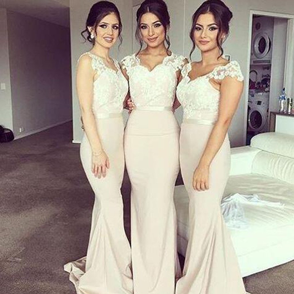 c3520fea69 Bridesmaid Dresses With Sleeves 2017 - raveitsafe